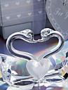 Crystal Collection escolha Beijando cisnes