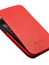 роскошный натуральная кожа флип случае все тело для IPhone 5/5s/5g (ассорти цветов)