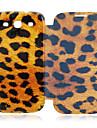 Leopard Кожаный чехол для Samsung I9300 Galaxy S3
