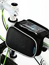 """ROSWHEEL Портативная сумка Велосипед с передней чехол для мобильного телефона менее 4,8 """""""