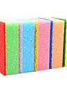 Mesh Loofah Sponge Cleaner for Home Use(Random Color)