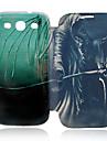 Pour Samsung Galaxy Coque Etuis coque Clapet Motif Coque Intégrale Coque Crâne Cuir PU pour Samsung S3