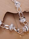 Pursuit Silver Heart Bracelet