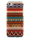 Aztec estilo colorido Stripe PC rígido de volta caso para o iPhone 5C