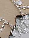 обувь и сумки серебряный браслет