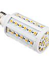 10W E26/E27 LED лампы типа Корн T 60 SMD 5050 850-890 lm Тёплый белый AC 220-240 V