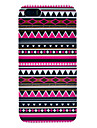 Rich Geometry Pattern Plastic Protective Back Shell for iPhone 5/5S