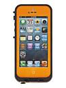 아이폰 5/5S (분류 된 색깔)를위한 차가운 완벽한 터프 보호 방수 플라스틱 상자