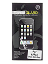 Anti-reflexo protetor de tela LCD profissional com pano de limpeza para iPhone 4/4S