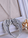Europe Style Angel Wings Pendant Necklace