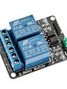 2 ch 12v 저수준 트리거 릴레이 모듈 (arduino 용) (공식 보드 용 arduino 보드 용)