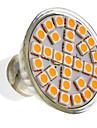 5W GU10 Lâmpadas de Foco de LED 29 SMD 5050 390-430 lm Branco Quente AC 220-240 V
