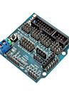 Compatible (For Arduino) Sensor Shield V5.0 Sensor Expansion Board