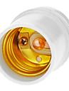 Droplight E27 suporte da lâmpada (branco)
