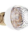 E26/E27 1W 20 80 LM Тёплый белый Круглые LED лампы AC 220-240 V