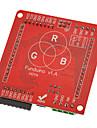 60 milímetros full-color rgb levou display de matriz módulo bordo motorista ponto para compatível w / (para arduino)