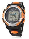 digital de faixa de borracha relógio dos homens multi-funcional desportiva pulso (cores sortidas)