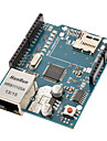 (For Arduino) Ethernet Shield with Wiznet W5100 Ethernet Chip/ TF Slot
