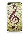 Voltar caso da nota da música para o iPhone 4/4S