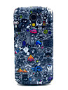 Soft Case éléments TPU IMD multiples pour Samsung Galaxy S4 mini-I9190 I9195