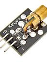 (Para arduino) 5v 650nm PCB módulo de diodo laser para o sistema de controle de temperatura