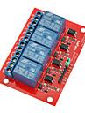 5V 4-канальный High Level Trigger релейный модуль для Arduino (Работает с официальной Arduino советов)