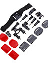 Mount / Holder For Gopro 5 Gopro 3 Gopro 2Skate Universal Auto Military Snowmobiling Aviation Film and Music Hunting and Fishing Radio