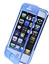 Etui à Ecran Tactile Transparent pour iPhone 4/4S (Autres Coloris Disponibles)
