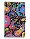 Abstraction FishPattern Full Body Case with Card Slot for Nokia Lumia 925