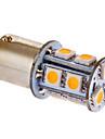 BA15s / 1156 3w 13x5050smd 117lm 3000-3500K теплый белый свет светодиодные лампы для автомобиля (12 В постоянного тока)