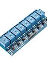 Módulo de relé 12v de 8 canais para (para arduino) (funciona com oficial (para Arduino) placas)