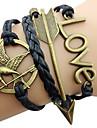 черной ткани браслет обруча год сбора винограда 7CM женщин (черный) (1 шт) вдохновляющие браслеты