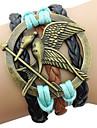 Многоцветный Vintage 7см Женщин ткани браслет обруча (многоцветный) (1 шт)
