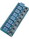 8 canaux module relais bord w / isolation opto-coupleur (fonctionne avec un responsable (pour Arduino) conseils)
