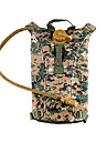 2L Camouflage Hydration Duffle Water Backpack