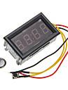 "YB27T 0,4 ""красный светодиод Электронные часы (DC 4.5 ~ 30V)"