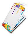 용 아이폰5케이스 케이스 커버 플립 풀 바디 케이스 카툰 하드 인조 가죽 용 iPhone SE/5s iPhone 5