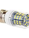 3W E26/E27 LED 콘 조명 T 60 SMD 3528 360 lm 차가운 화이트 AC 220-240 V