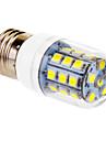 4W E26/E27 LED лампы типа Корн T 30 SMD 5050 450 lm Холодный белый AC 220-240 V