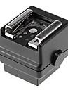 Camera Flash Light Hot Shoe Converter Adapter para Sony