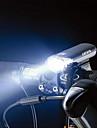 Фонарь передний велосипедный с 5 светодиодами
