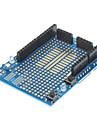 Прототип щит + мини макет для (для Arduino) (работает с официальным (для Arduino) плат)