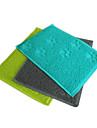 Стильный квадратной формы с лапой шаблон коврик для животных Собаки Кошки (разных цветов)