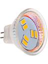daiwl MR11 3W 6x5630smd 270lm 2500-3500k теплый белый свет водить пятна лампа (12V)