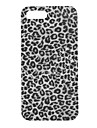 Gray Leopard Pattern Hard Case for iPhone 5/5S