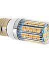 E26/E27 9W 47 SMD 5050 690 LM Тёплый белый T LED лампы типа Корн AC 220-240 V