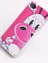 Joyland Розовый Осел Рельефный чехол для iPhone 4/4S