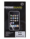 3 Pcs the Greatest Professional LCD Screen Guarder Crystal Clear Protector for Samsung Galaxy Duos i8262D