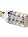 e14 6w 36x5730smd 420lm 2800-3000K теплый белый свет привел кукуруза лампа (220В)