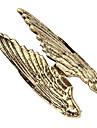 L'Europe et les Etats sauvage ange ailes anneau métallique de manière exagérée unie (couleur aléatoire)